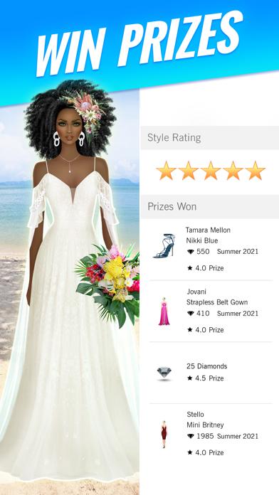 Covet Fashion: Model Makeover Screenshot