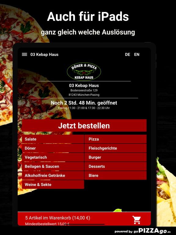 03 Kebap Haus München-Pasing screenshot 7