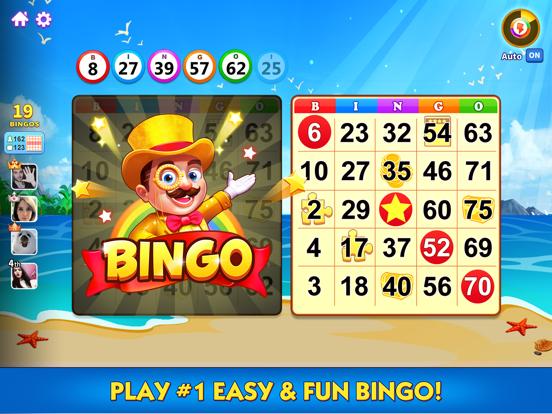 ビンゴパーティーゲーム: Bingo Gamesのおすすめ画像1