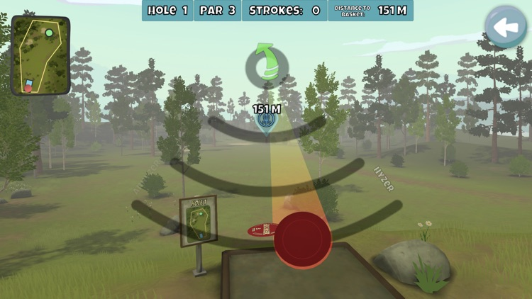 Disc Golf Valley screenshot-3
