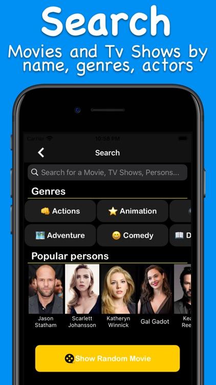 Movies Box & TV Show screenshot-9