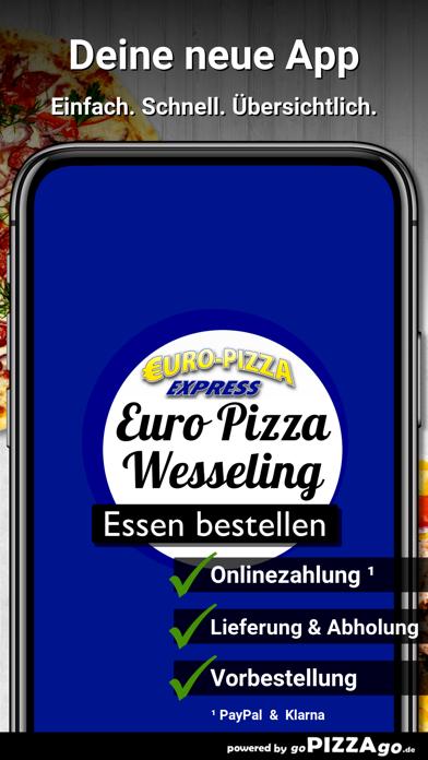 Euro Pizza Express Wesseling screenshot 1