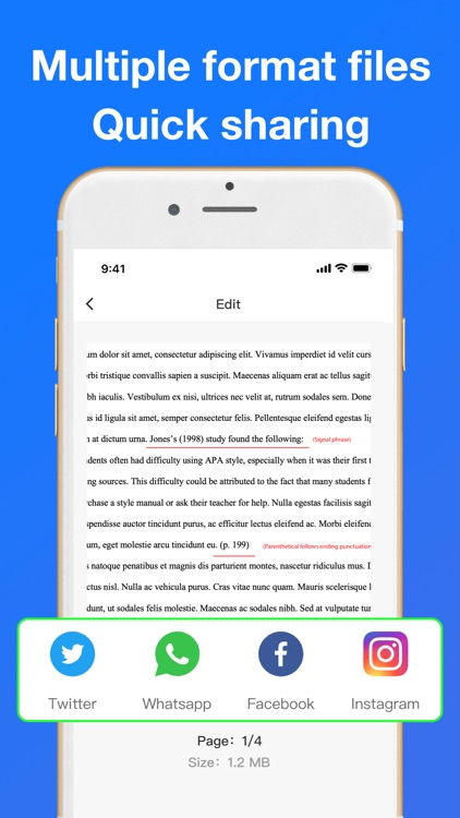 Text Scanner-Image To Text,PDF screenshot-3