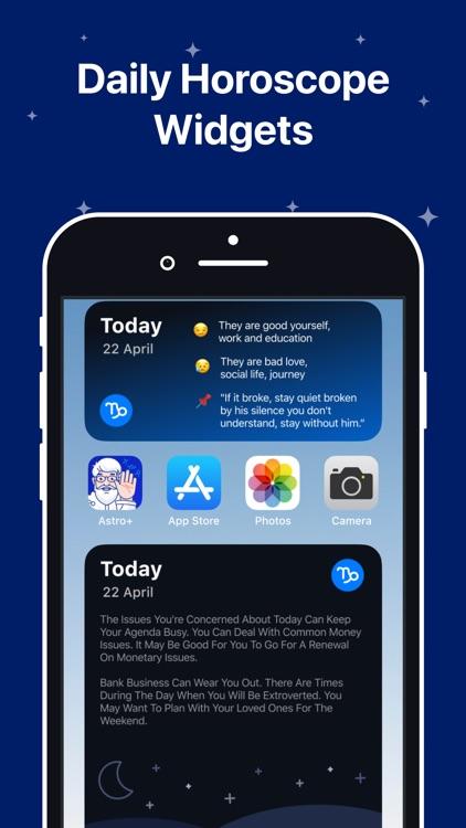 Horoscope & Astrology - Astro+ screenshot-3