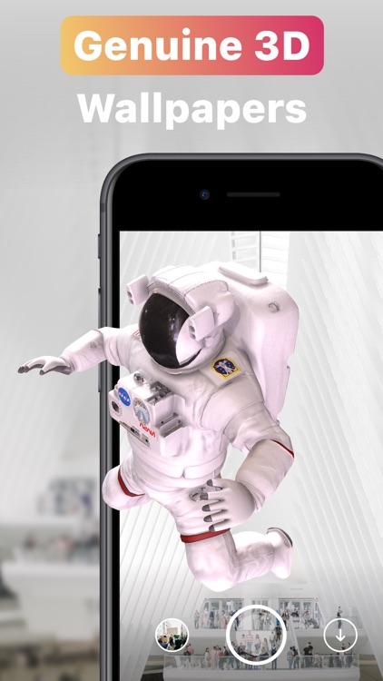 AR Live Wallpapers screenshot-3