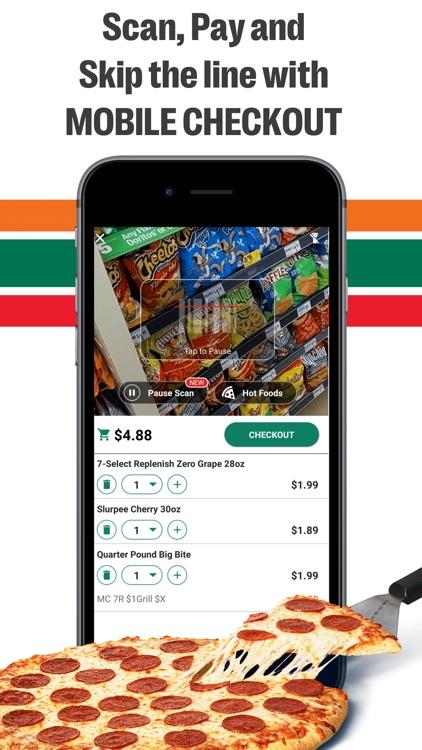 7-Eleven: Rewards & Shopping screenshot-6