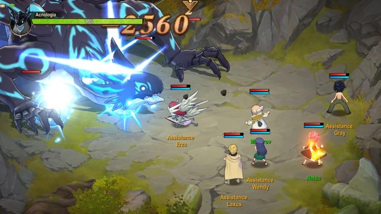 FAIRY TAIL: Forces Unite! screenshot-7