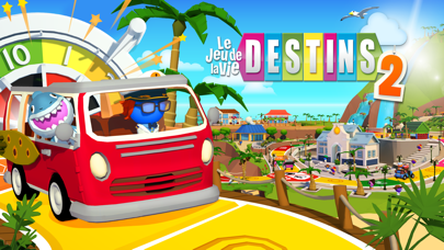 DESTINS - LE JEU DE LA VIE 2