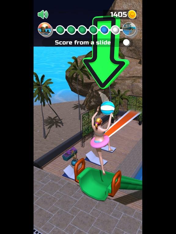 Wet Hoops screenshot 6