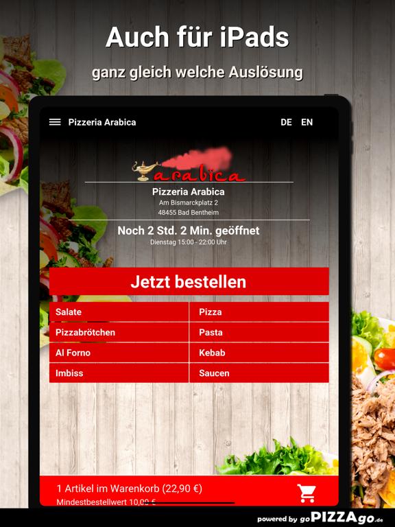 Pizzeria Arabica Bad Bentheim screenshot 7