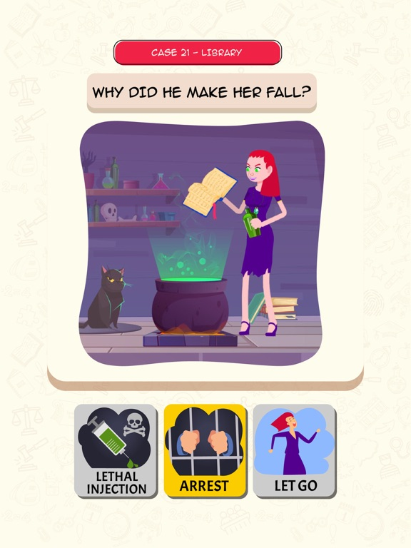 Be The Judge - Ethical Puzzles screenshot 9