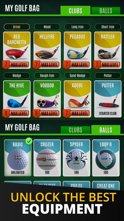 Ultimate Golf! screenshot-3
