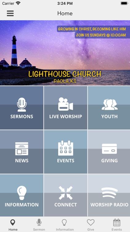 Lighthouse Church | Paola