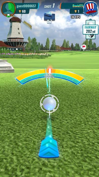 Shot Online: Golf Battle screenshot 3