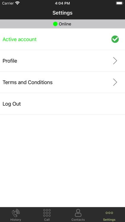 Heyday Phone screenshot-4