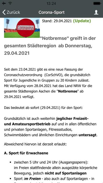 SSV Herzogenrath e.V.Screenshot von 3
