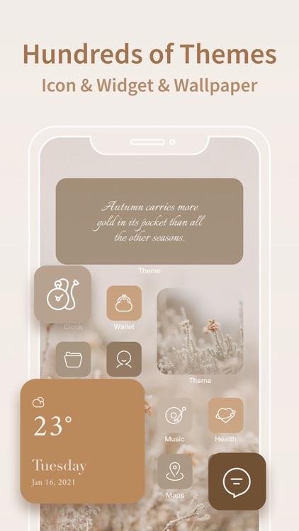 Icon Theme: Minimalist,Neutral screenshot-0