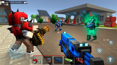 Mad GunZ - gun game for windows pc