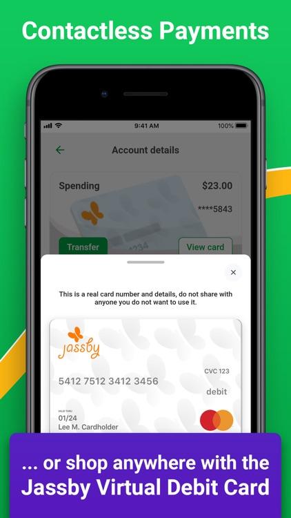 Jassby: Virtual Debit for Kids screenshot-6