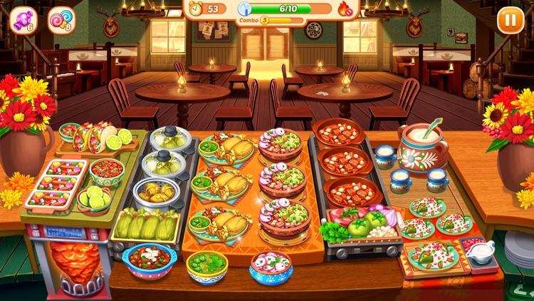 Crazy Diner:Kitchen Adventure screenshot-4