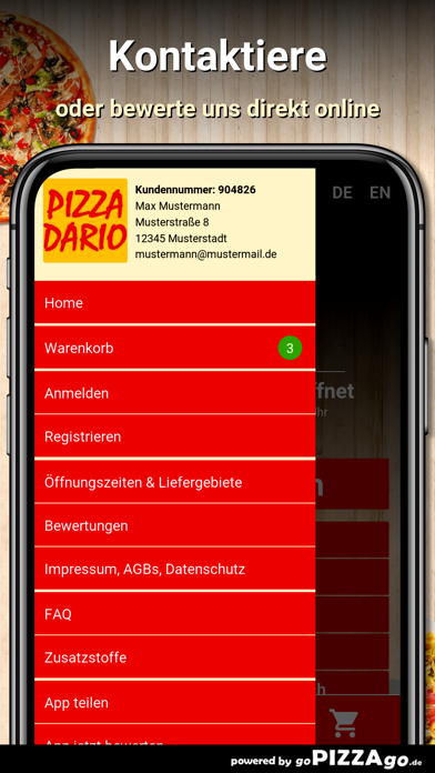Dario Lauf an der Pegnitz screenshot 3