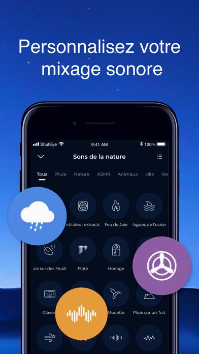 ShutEye: Tracker de sommeil