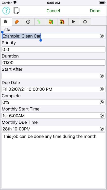 JXCirrus Diary screenshot-7