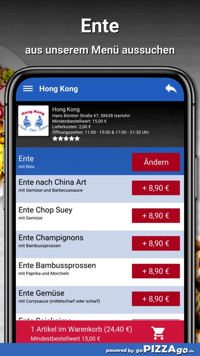 Hong Kong Iserlohn screenshot 5