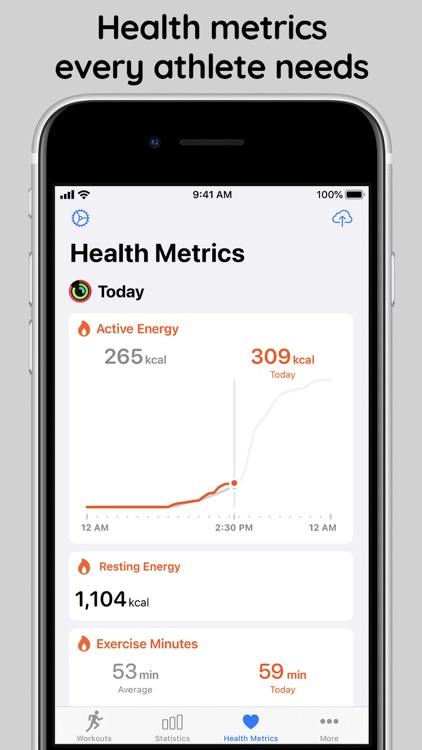 HealthFit screenshot-8