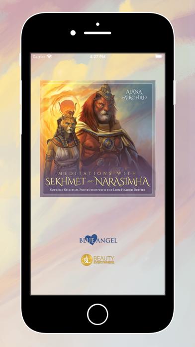 Sekhmet & Narasimha Meditation screenshot 1