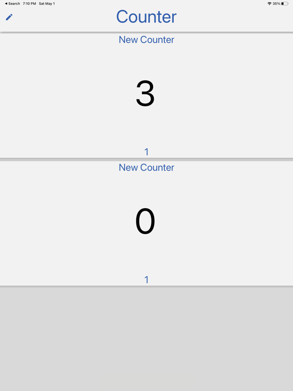 Counter - Counting Utility screenshot 4