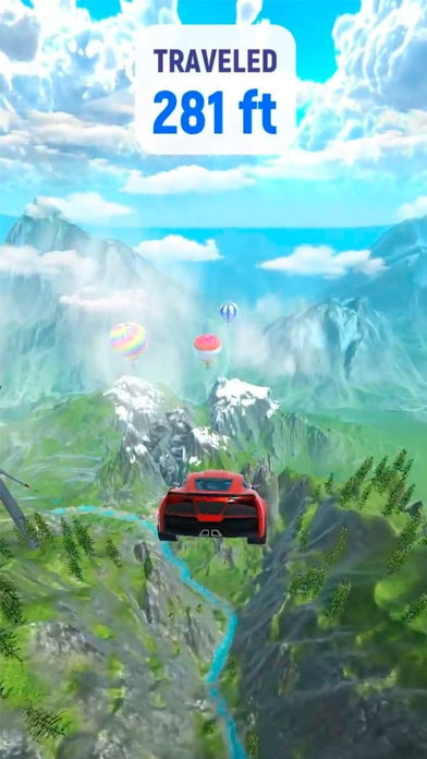 Crash Delivery: car jumping free Resources hack