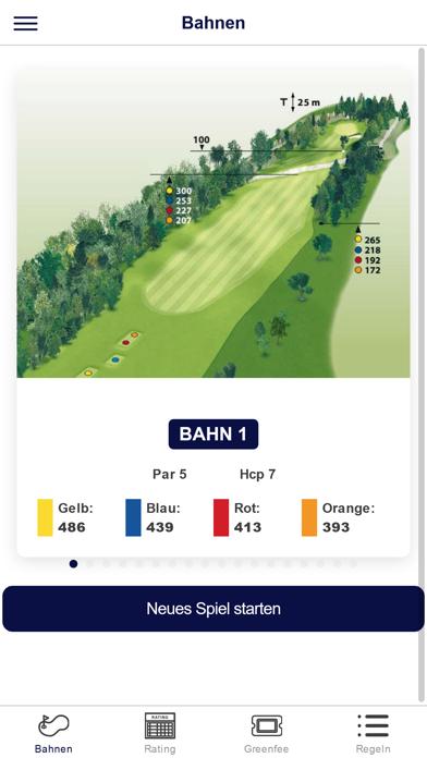 Clubapp GC Beuerberg screenshot 3