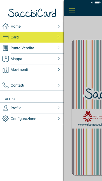 SACCISICARD screenshot 3
