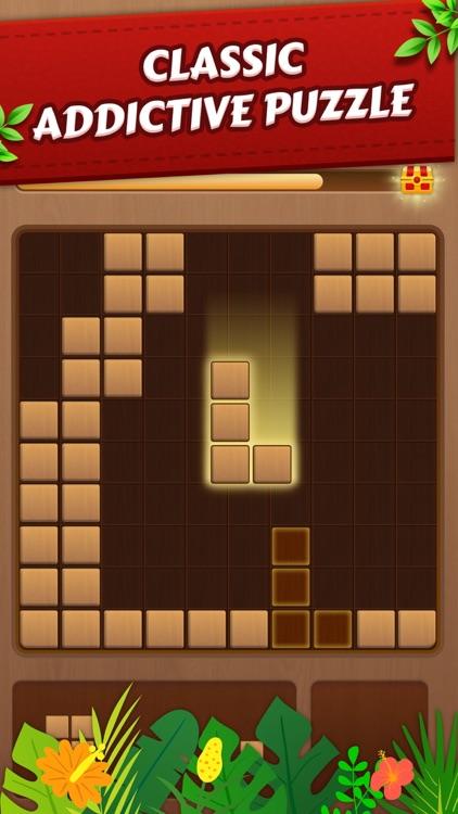Block Puzzle Woody