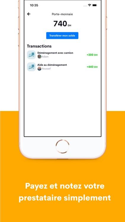 YALLA - Service au quotidien screenshot-5
