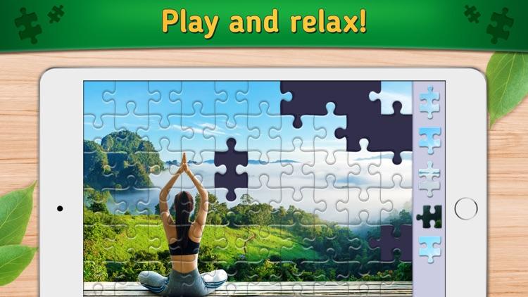 Relax Jigsaw Puzzles screenshot-4