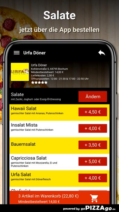 Urfa Döner Bochum screenshot 5