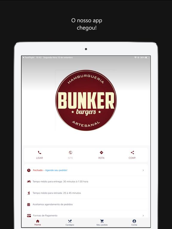 Bunker Burgers RJ screenshot 7