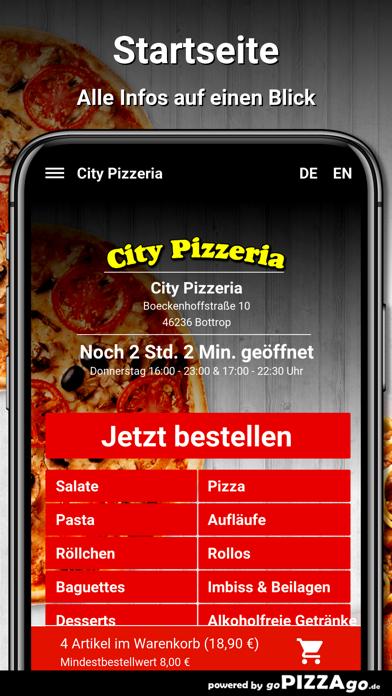 City Pizzeria Bottrop screenshot 2