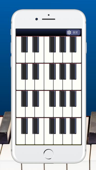ピアノ-シンプル 縦向き紹介画像2