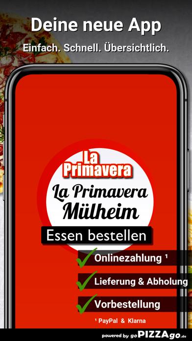 Primavera Mülheim an der Ruhr screenshot 1