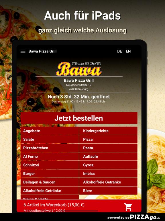 Bawa Pizza Grill Duisburg screenshot 7