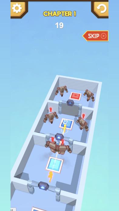 Time Walker 3D screenshot 2