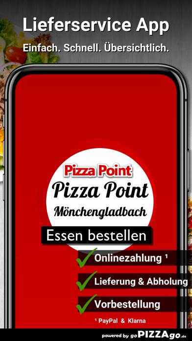 Pizza-Point Mönchengladbach screenshot 2