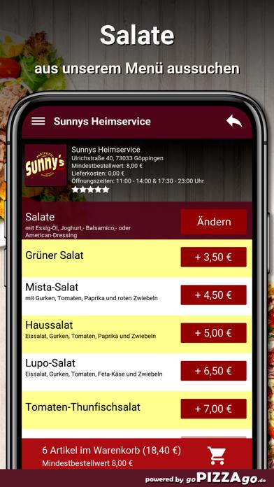 Sunnys Heimservice Göppingen screenshot 5