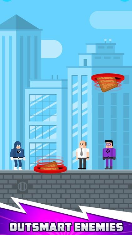 The Superhero League screenshot-4