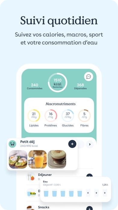 Foodvisor - Nutrition & Régime