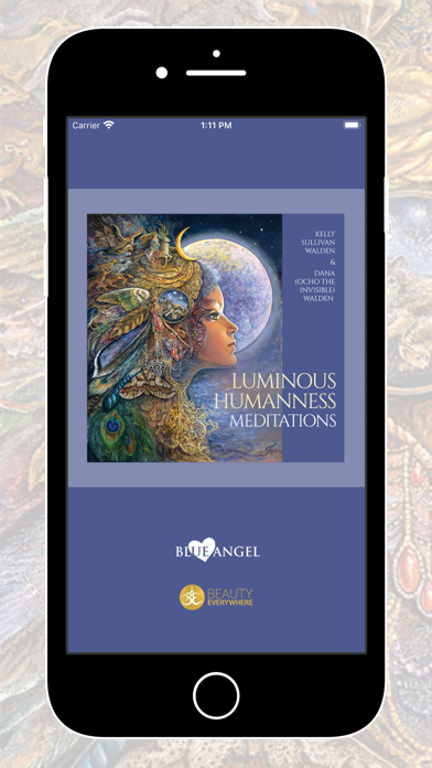 Luminous Humanness Meditations screenshot 1