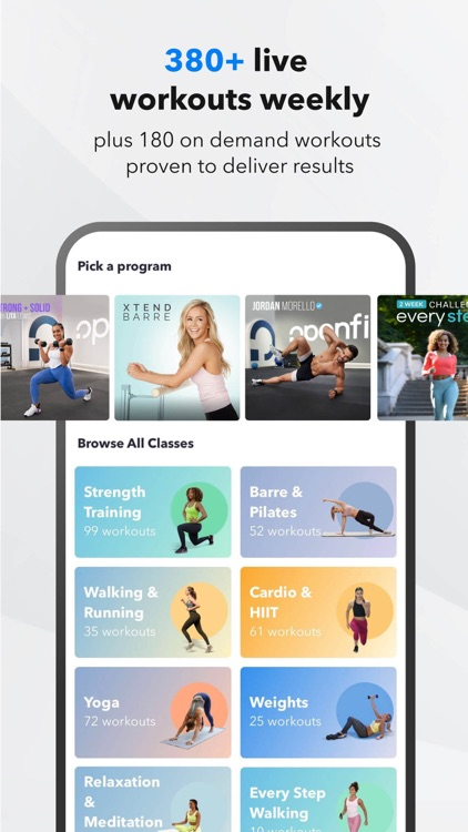 Openfit - Fitness & Nutrition